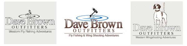 Dave Brown Outfitters Old Logos